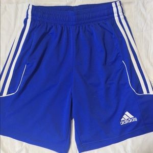 Unisex adidas soccer shorts